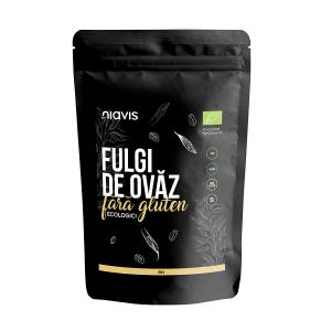 Fulgi de Ovaz Ecologici fara Gluten - 250 g [0]