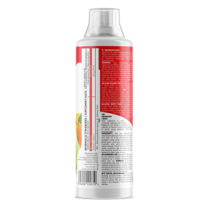 Supliment alimentar lichid, Magneziu (374 mg) cu Vitamina C (200 mg), OstroVit Magnesium Liquid - 500 ml (20 doze) [1]