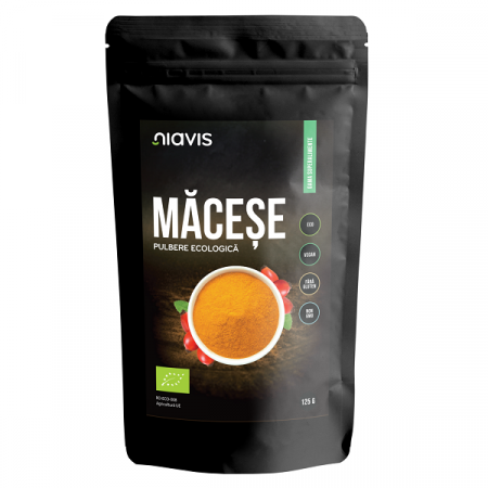 Macese pulbere Ecologica/BIO - 125 g [0]