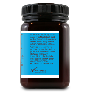Supliment alimentar, Miere de Manuka KFactor 12 RAW - 500 g [3]