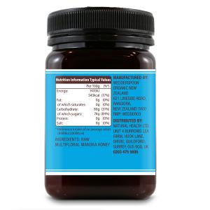 Supliment alimentar, Miere de Manuka KFactor 12 RAW - 500 g [2]