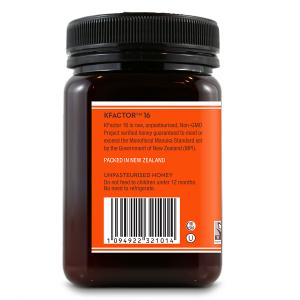 Supliment alimentar, Miere de Manuka KFactor 16 RAW - 500 g [3]
