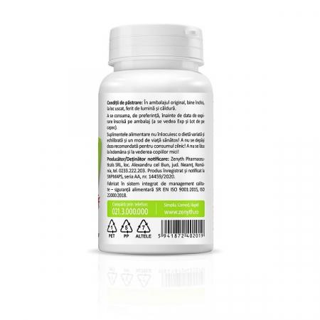 Supliment alimentar, Quercetina, Quercetin Immune Complex - 30 capsule [1]