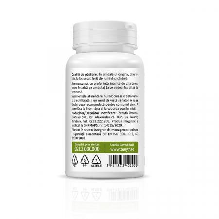 Supliment alimentar, Quercetina, Quercetin Mini (250 mg) - 30 capsule [1]