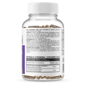 Supliment alimentar, Resveratrol (300 mg), 50% Trans-Resveratrol (150 mg), OstroVit Resveratrol Vege - 60 capsule (60 doze) [1]