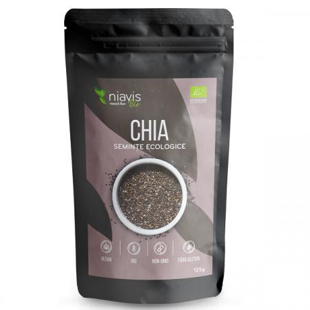 Seminte de Chia Ecologice/BIO - 125 g [1]