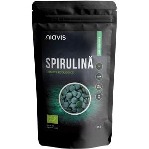 Spirulina Tablete Ecologice/BIO - 125 g [0]