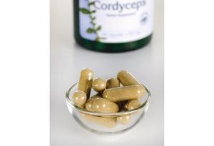 Supliment alimentar, Swanson Cordyceps (1200 mg) - 120 capsule (60 doze) [2]