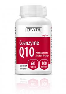 Supliment alimentar, Zenyth Coenzyme Q10 (100 mg) - 60 capsule [0]