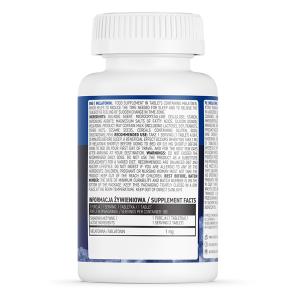 Supliment alimentar pentru Somn Linistit si Insomnie, Melatonina, OstroVit Melatonin - 180 comprimate (180 doze) [1]