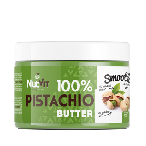 Unt de Fistic, NutVit 100% Pistachio Butter - 500 g (Vegan, Vegetarian) [0]