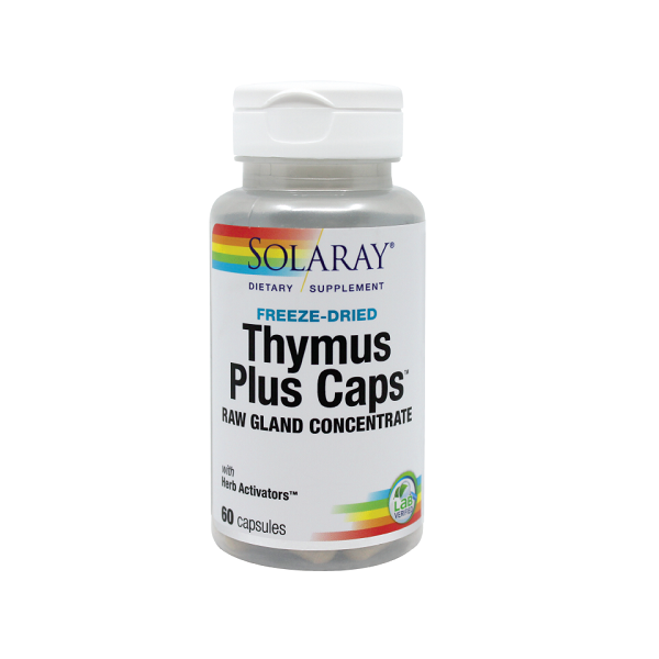 Supliment alimentar, Thymus Plus Caps    -  60 capsule