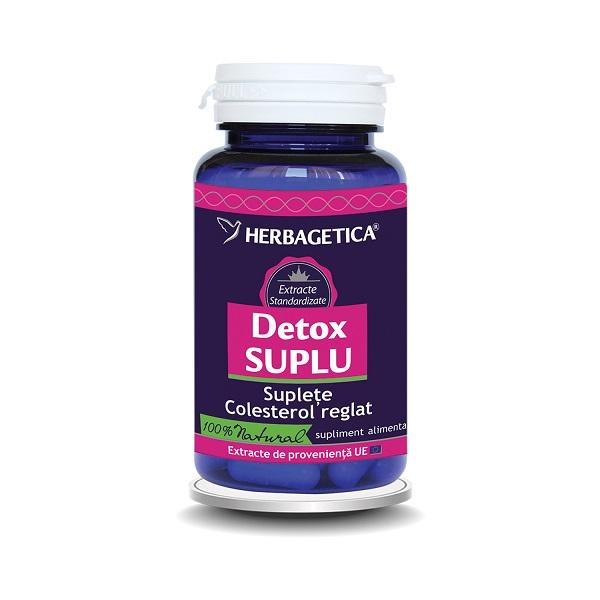 suplimente de detoxifiere corporala