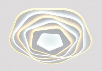 Lustra LED dimabila 158w cu telecomanda si aplicatie 4 functii 0