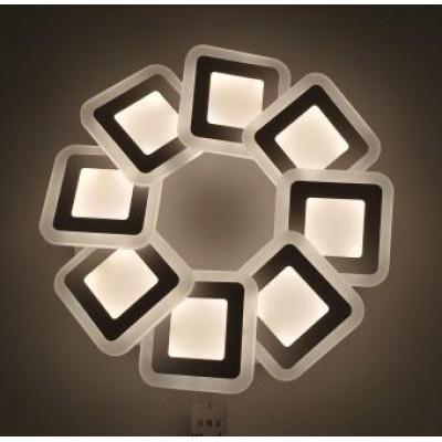 Lustra LED dimabila 140w cu telecomanda si aplicatie4 functii 0