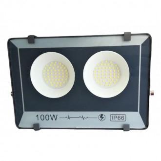 Proiector LED 100W slim 0