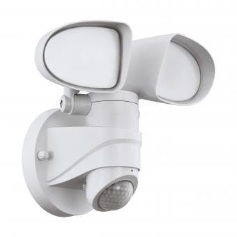 Proiector led 12w cu senzor orientabil alb 0