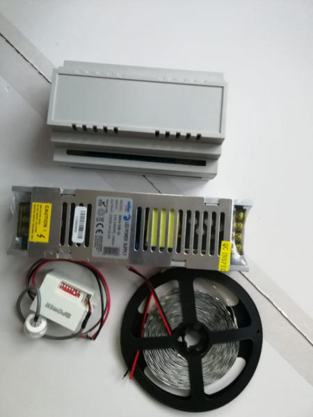 Controler iluminat inteligent scari 2