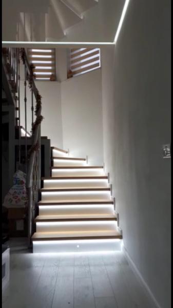 Kit iluminat inteligent pentru scari 5