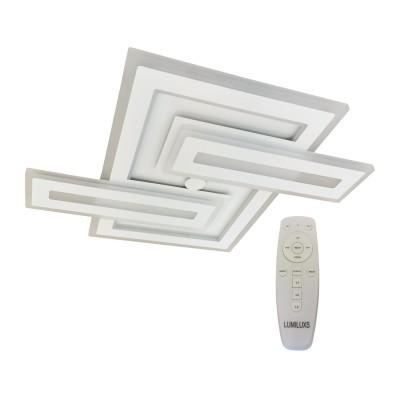 Lustra LED dimabila 156W cu telecomanda 3 functii 0