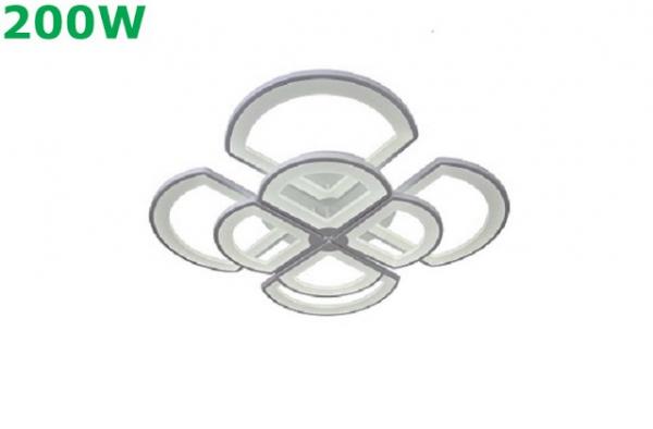 Lustra LED dimabila 200W 4 functii cu telecomanda 0