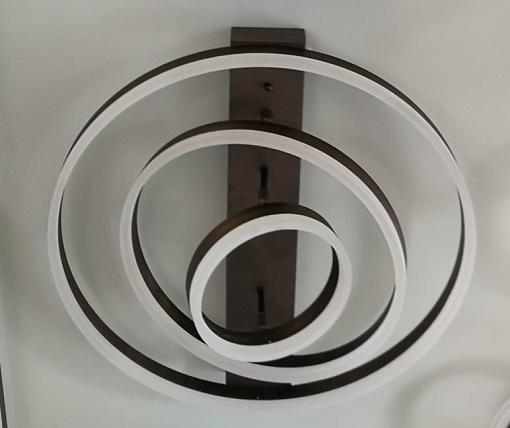 Lustra led dimabila orientabila 100w cu telecomanda 3 functii [2]