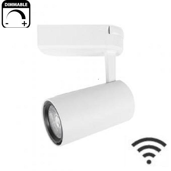 Proiector LED 24w pe sina dimabil cu telecomanda [0]