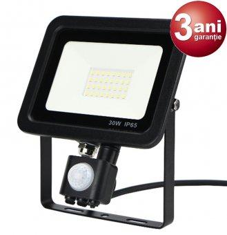 Proiector LED cu Senzor 30W 0