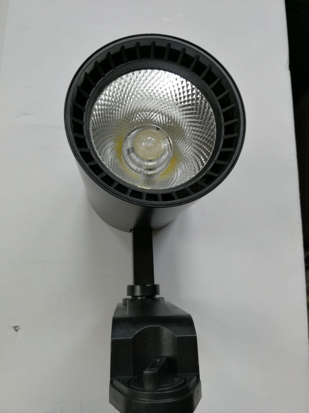 Proiector led dimabil pe sina cu telecomanda 3 functii 30w 1
