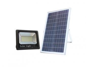 Proiector led 200w solar cu telecomanda [0]