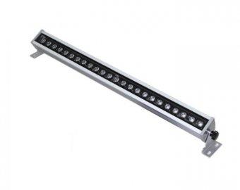Proiector LED liniar 24w lumina rece 1M 0