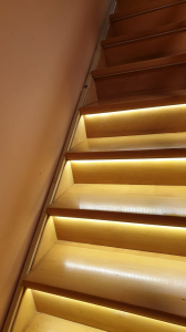 Kit iluminat inteligent scari Rgb1