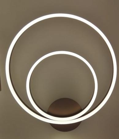 Lustra LED dimabila 80w cu telecomanda 3 functii0