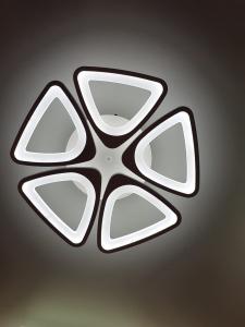 Lustra LED dimabila 100w cu telecomanda 3 functii0