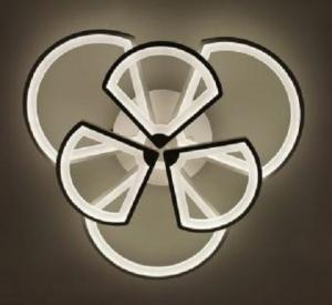 Lustra LED dimabila 140W cu telecomanda 4 functii1