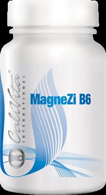 MagneZi B6 CaliVita (90 tablete) Magneziu + Vitamina B6 [0]