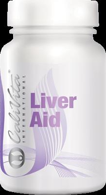 Liver Aid CaliVita (100 capsule) Protecţie hepatică [0]