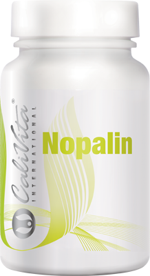 Nopalin CaliVita (200 tablete) Tablete cu fibre de cactus Nopal [0]
