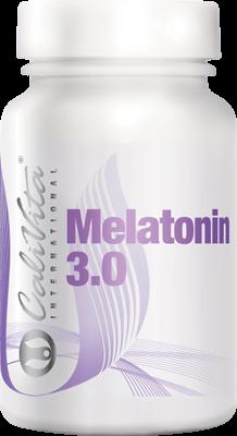Melatonin 3.0 CaliVita (60 tablete) Ajutor pentru un somn natural [0]