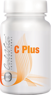 Vitamina C Plus CaliVita  (100 tablete) Complex vitamina C 0