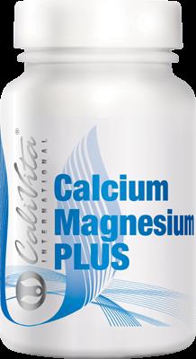 Calcium Magnesium Plus CaliVita (100 capsule) calciu, magneziu + vitaminele D3 și K20