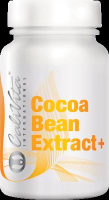 Cocoa Bean Extract+ CaliVita (100 drajeuri) ajuta in perioadele stresante [0]