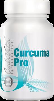 Curcuma Pro CaliVita  (60 tablete) Supliment alimentar cu extracte de turmeric0