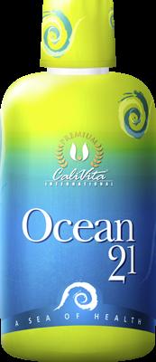 Ocean 21 CaliVita (946 ml) Alge şi aloe vera cu efect alcalinizant [0]