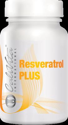 Resveratrol Plus (60 capsule) Protectie cardiovasculara [0]