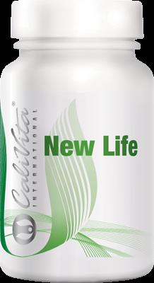 New Life CaliVita (120 tablete) Multivitamine pentru femeile însărcinate sau aflate la lactaţie [0]