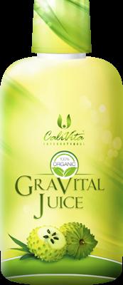 Gravital Juice CaliVita (946 ml) Suc de graviola şi aloe vera organice [0]