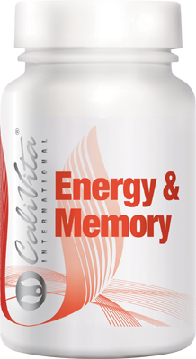 Energy & Memory CaliVita  (90 tablete) Stimulator Energetic [0]