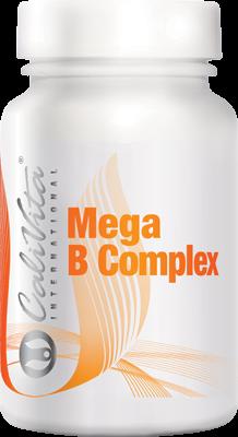 Mega B-Complex CaliVita (100 tablete) Megadoză de vitamina B [0]