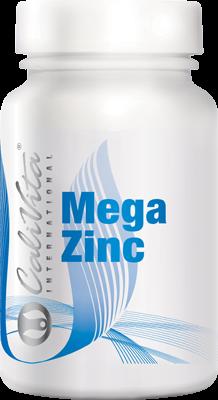 Mega Zinc (100 tablete) Megadoză de Zinc Organic [0]